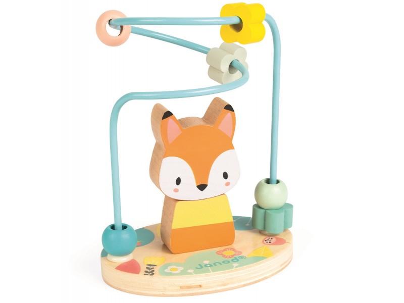 Pure Fox Bead Maze