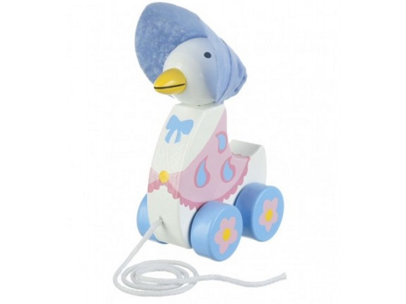 Jemima Puddle Duck Pull Along Toy