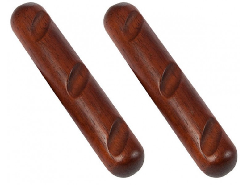 2 x Wooden Sausages