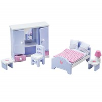 Tidlo Dolls' Bedroom Furniture