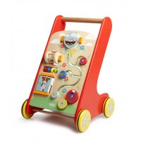 John Crane Tidlo Activity Baby Walker