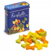 Tin of Wooden Farfalle Pasta