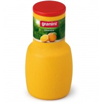1 x Wooden Bottle of Orange Juice