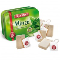 Tin of Wooden Tea Bags