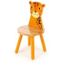 John Crane Tidlo Leopard Chair