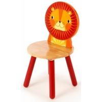 John Crane Tidlo Lion Chair