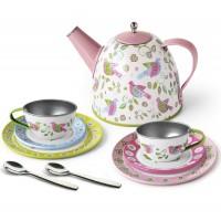 Lovebirds Tea Set