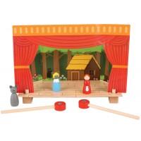 BigJigs Magnetic Theatre