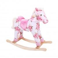 Floral Rocking Horse