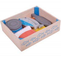 BigJigs Seafood Crate