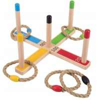 Wooden Quoits