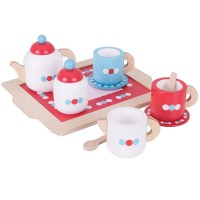 Bigjigs Tea Set and Tray