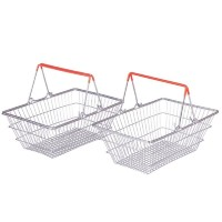 Bigjigs Metal Shopping Baskets