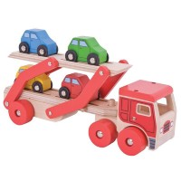 Transporter Lorry with Cars