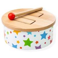Wooden Stars Drum