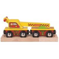 Crane Wagon