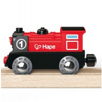 Hape Battery Powered Engine