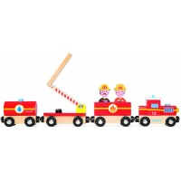 Firefighter Train