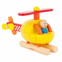 Janod Magnetic Helicopter Puzzle