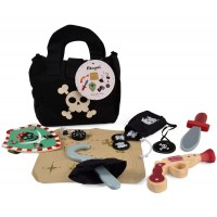Pirate Set in a Bag