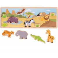 Magnetic Board - Safari