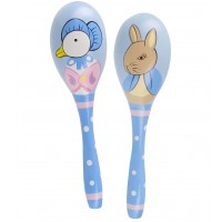 Peter Rabbit Maraca Set