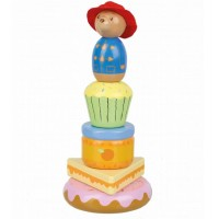 Paddington Bear Stacking Ring