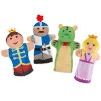Palace Pals Hand Puppets Set