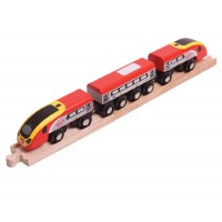 Bigjigs Virgin Pendolino