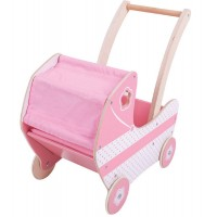 Bigjigs Dolls Pram