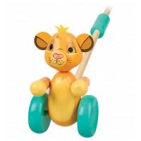 Push Along Simba (Gift Boxed)