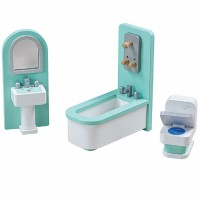 Tidlo Dolls' Bathroom Furniture