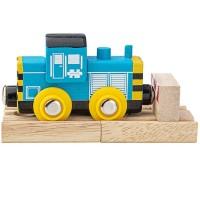 Class 7 Diesel Shunter Train