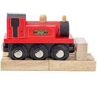 Terrier Loco Train - Red