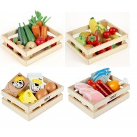 Tidlo Play Food Crates Bundle - Save 10%