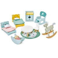 Tender Leaf Toys Childrens Room Furniture Set