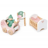 Tender Leaf Toys Dolls Nursery Furniture Set