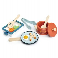 Tender Leaf Toys Pots and Pans Set