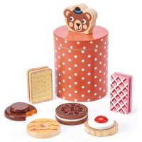 Bear Biscuit Barrel