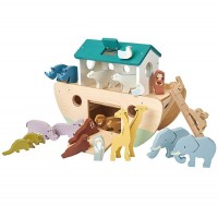 Tender Leaf Toys Big Noah's Ark