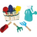 Children's 8 Piece Garden Tool Bag Set