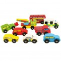 BigJigs Vehicle Set