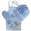 Blue Chef Set