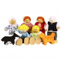 BigJigs Doll Family