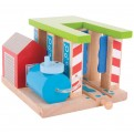 BigJigs Train Washer