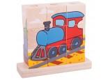 Stacking Blocks - Transport