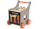 Janod Bricolo Magnetic DIY Trolley