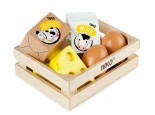 Tidlo Play Food Crates Bundle 4