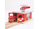 Fire Station Train Shed 3