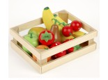 Tidlo Play Food Crates Bundle 2